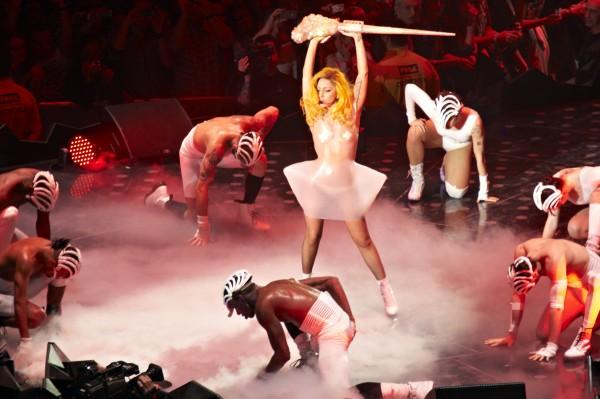Lady GaGa - Ergo Arena Sopot / Gdańsk